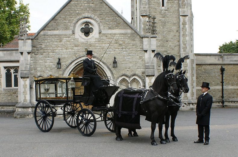 Funeral Carriage